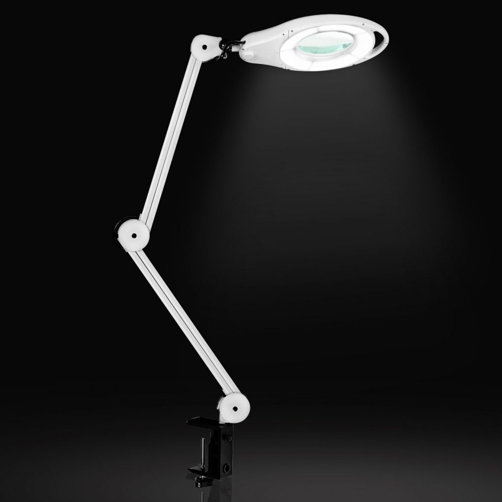 dr lite clarity magnifier lamp for amd